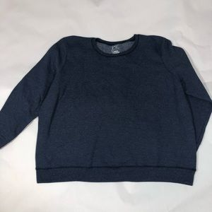 Just my Size 1X Cotton Sweater Pullover